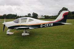G-CEVM Tecnam P2002 Sierra (PFA 333-14709) Popham 030808