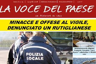 Noicattaro. copertina 14 front