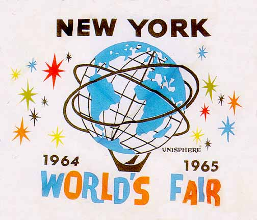 New York World's Fair 1964-1965 logo