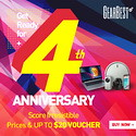 GearBest 4th Anniversary Biggest Sale Activity