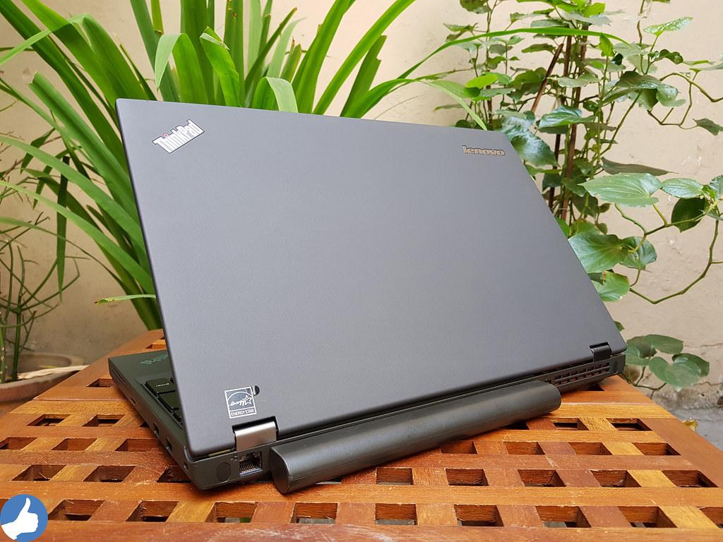 ThinkPad W541 - Đi kèm với pin 9 Cell