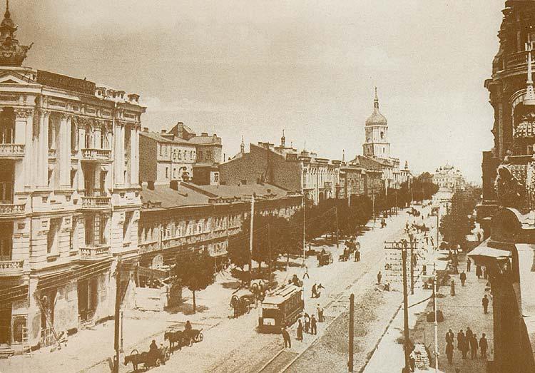 Большая Владимирская улица