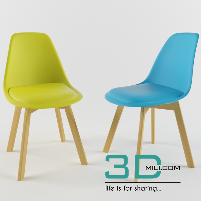 3d chair free download