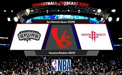 San Antonio Spurs-Houston Rockets Apr 1 2018
