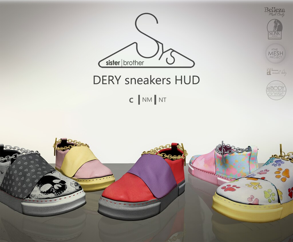 [sYs] DERY sneakers