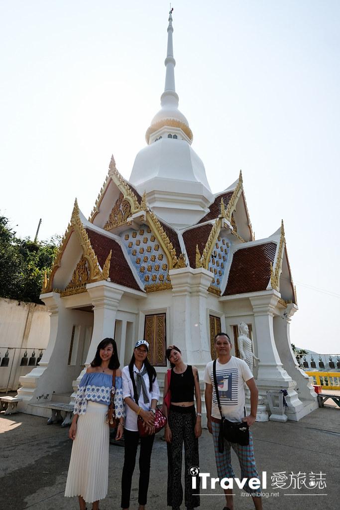 华欣景点推荐 考佬寺Wat Khao Takiap (24)