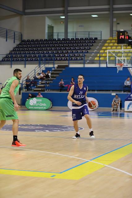 JORNDA 27 | Club Melilla Baloncesto - Unión Financiera Oviedo