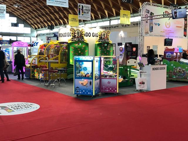 Rimini Amusement Show - Enada 2018