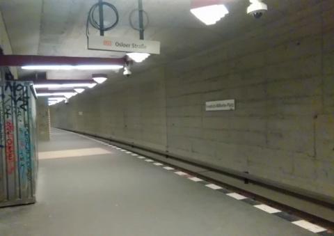 U-Bahnhof Friedrich-Wilhelm-Platz