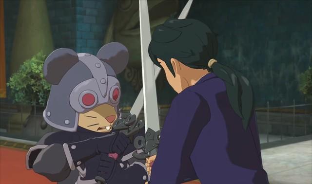 Ni No Kuni 2 - POTUS Fighting Mice