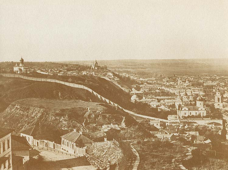 Киевские горы