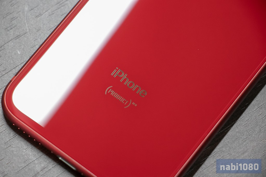 IPhone 8 Product RED 開封15