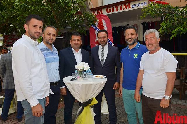 Doğru Hasar Merkezi Danışmanlık A.Ş. Akdeniz Bölge Müdürlüğü açılış töreni -2