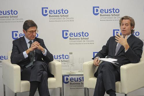"""27/09/2017 - Primera sesión del ciclo de coloquios """"Humanismo y Competitividad"""""""