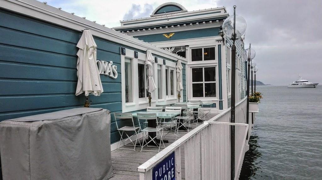 Scoma's, Sausalito, San Francisco - Cardamomo & co