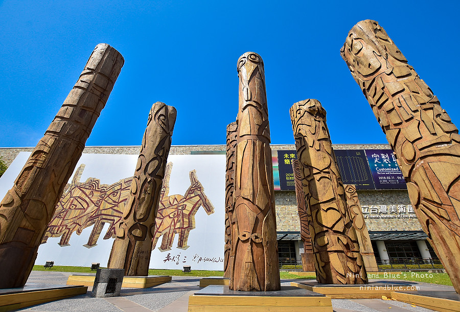 40062004495 ab1a37caed b - 吳炫三回顧展,巨型木雕圖騰.狂野震撼.台中新景點