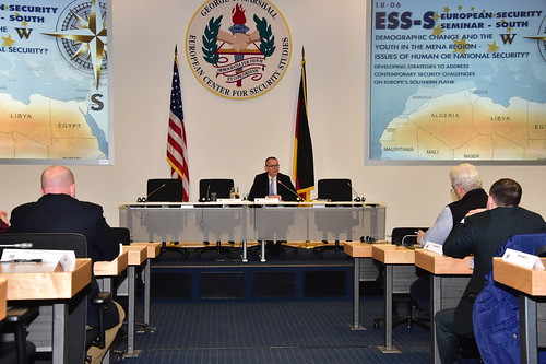 Fourth Day of ESS-S 18-06