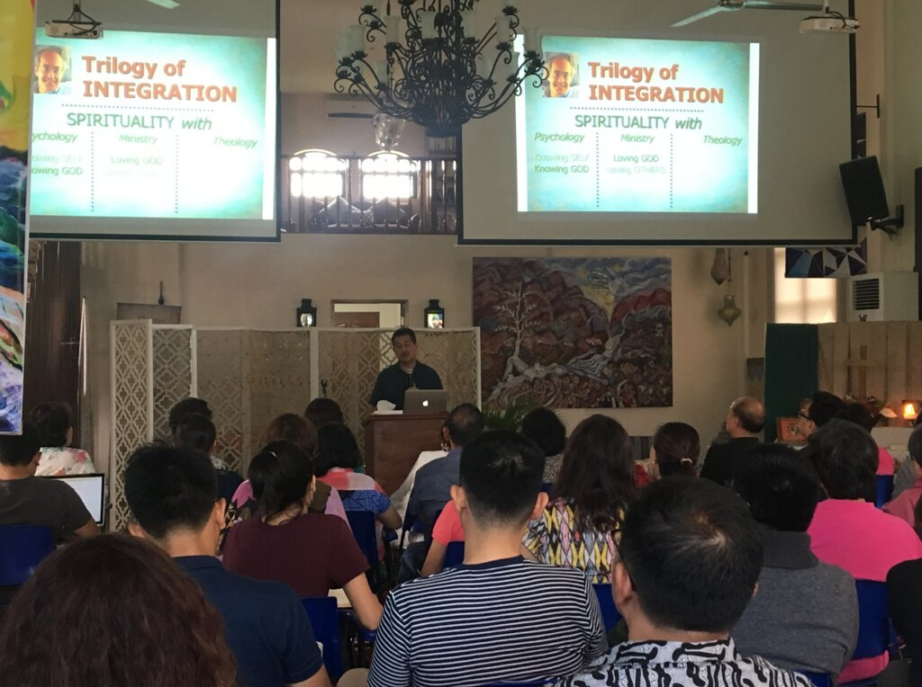 Nouwen: A Spirituality of Imperfection (Whole-Day Recollection) March 17, 2018 (The Center@Bethlehem in Tagaytay Highlands) Philippines