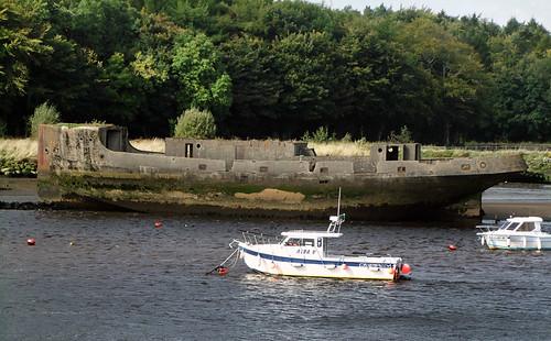 Old Boat, Ireland