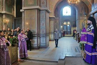 Панихида в Софийском соборе 110