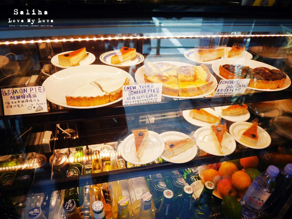 淡水老街景觀餐廳Pescador Cafe 漁夫先生 (1)