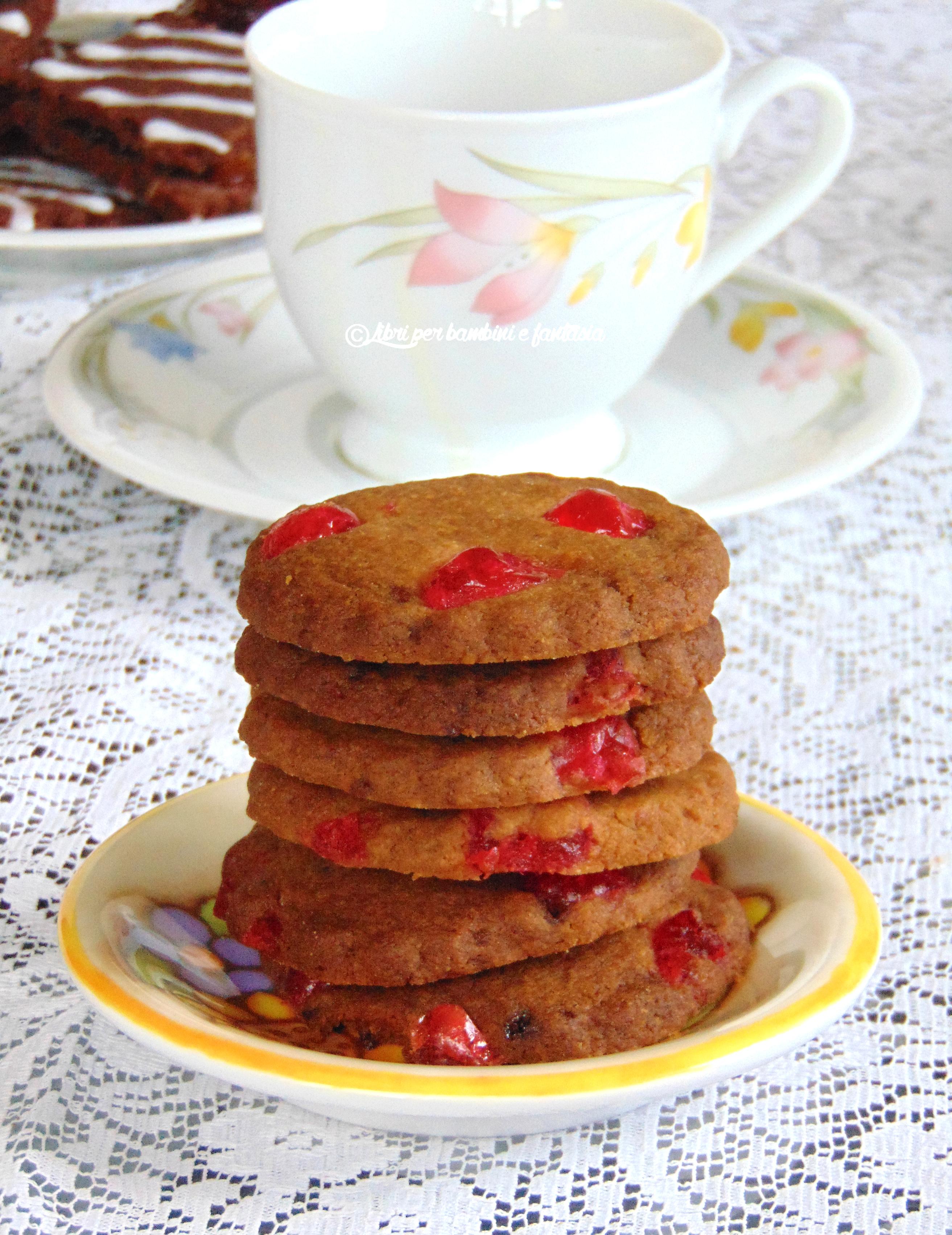 biscotti ciliegie 1
