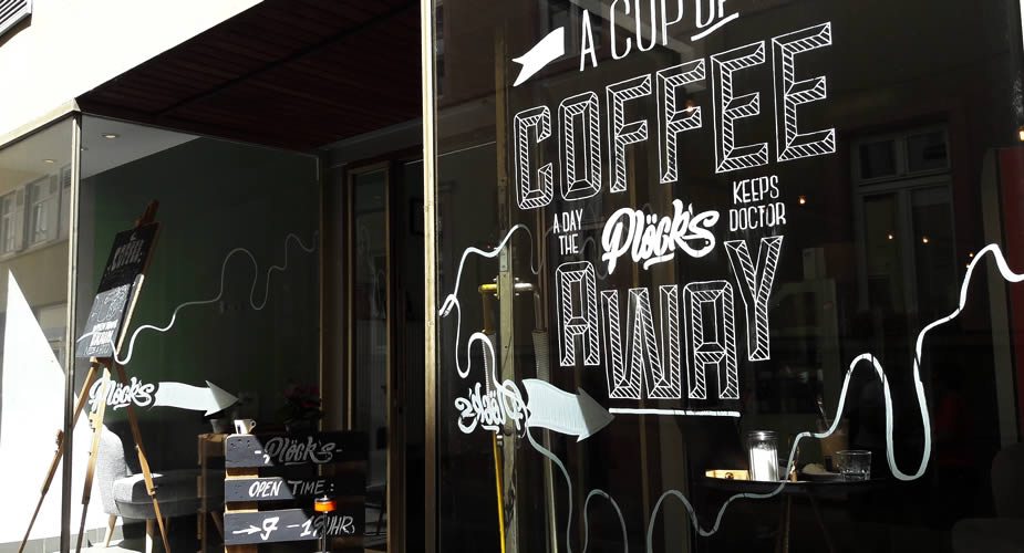 Koffie drinken in Heidelberg: Plöck's Coffee Classics | Mooistestedentrips.nl
