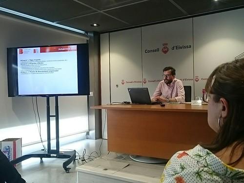 Presentació Fundació Bit Eivissa