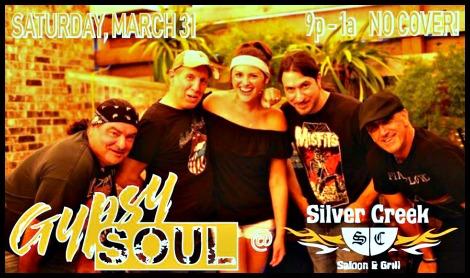 Gypsy Soul 3-31-18