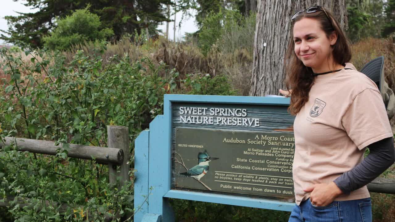 Interview with wildlife biologist Raphaela Ware