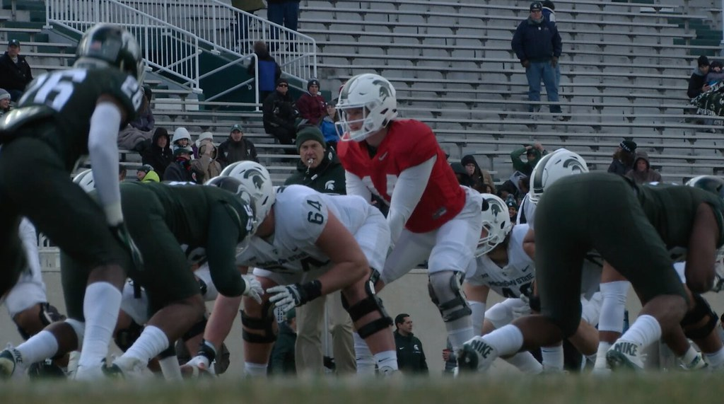 MSU Spring Game Debuts a Promising Football Team