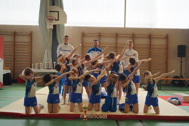 20180331 - Challenge Départemental - Jeunes Poussins - La Motte Servolex
