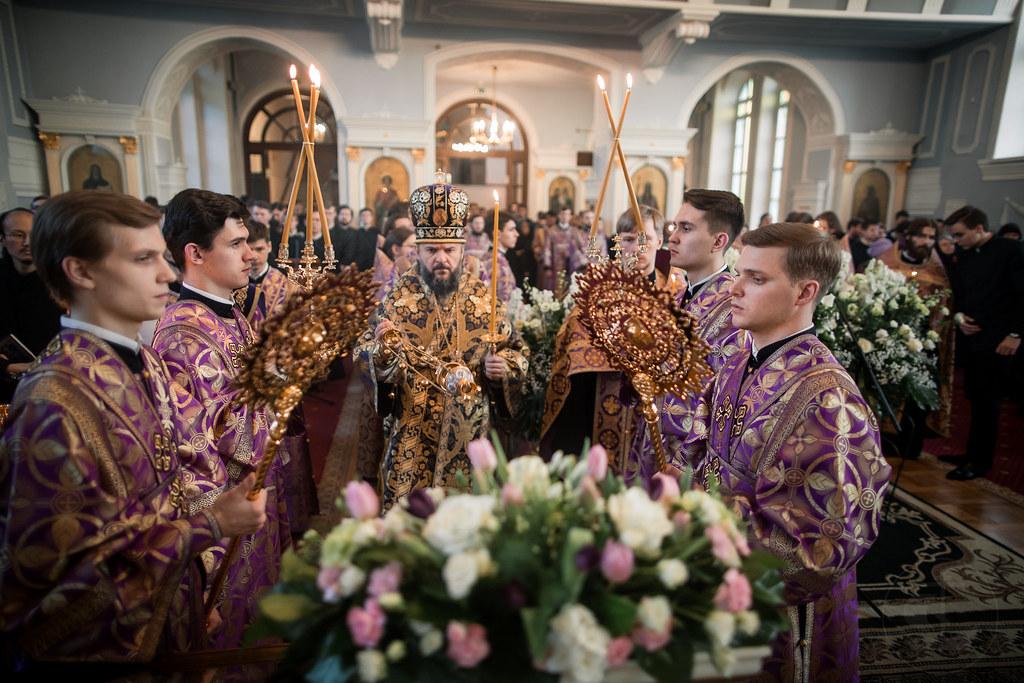 6 апреля 2018, Утреня Великой Субботы / 6 April 2018, Matins of Holy Saturday
