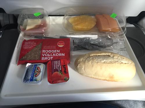 40 - Breakfast - Condor - Economy-Class