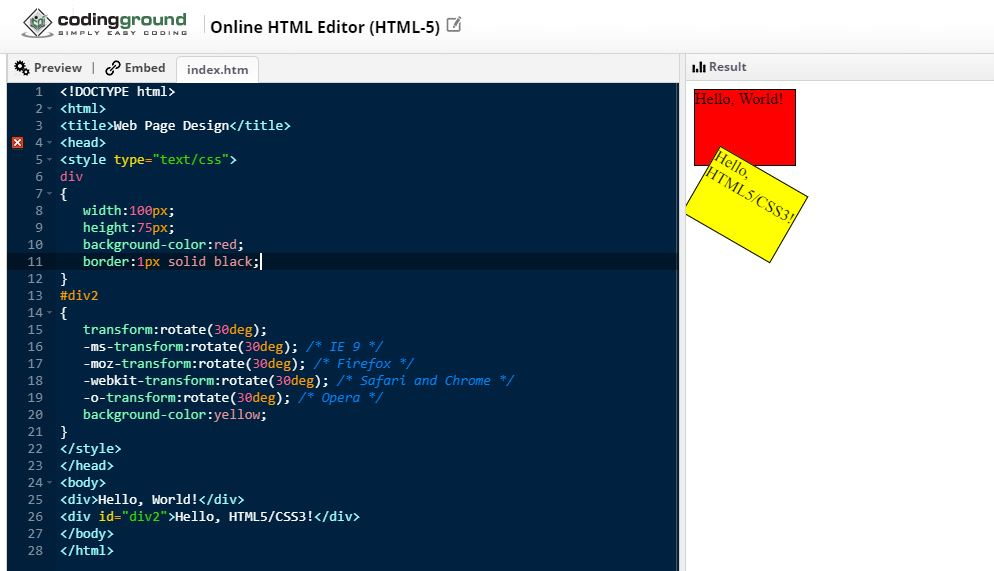 Top 10 Best Online and Free HTML Editors - VnMage