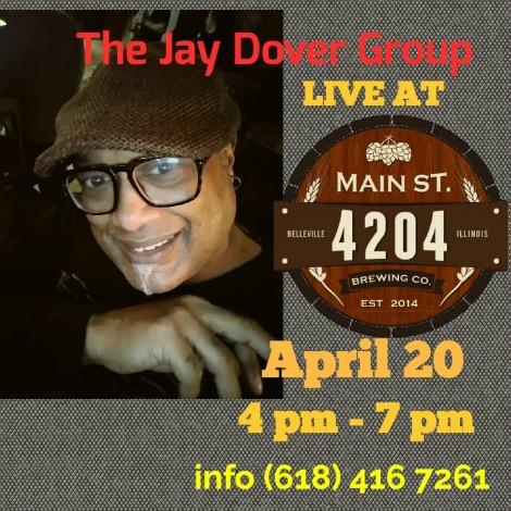 Jay Dover 4-20-18
