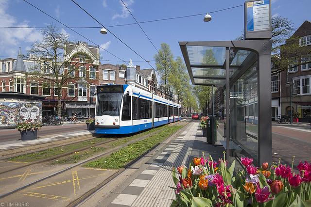 Halte Cornelis Schuytstraat