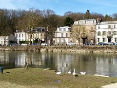 BORDS DE SEINE - Photo of Le Châtelet-en-Brie