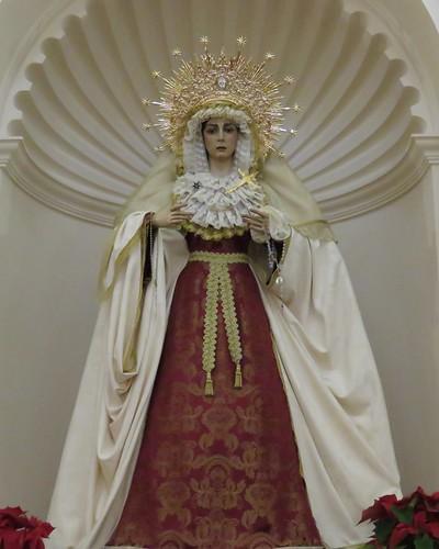 Hermandad de Penitentes de Nuestra Señora de la Esperanza.
