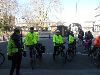 Docklands Museum Ride 07