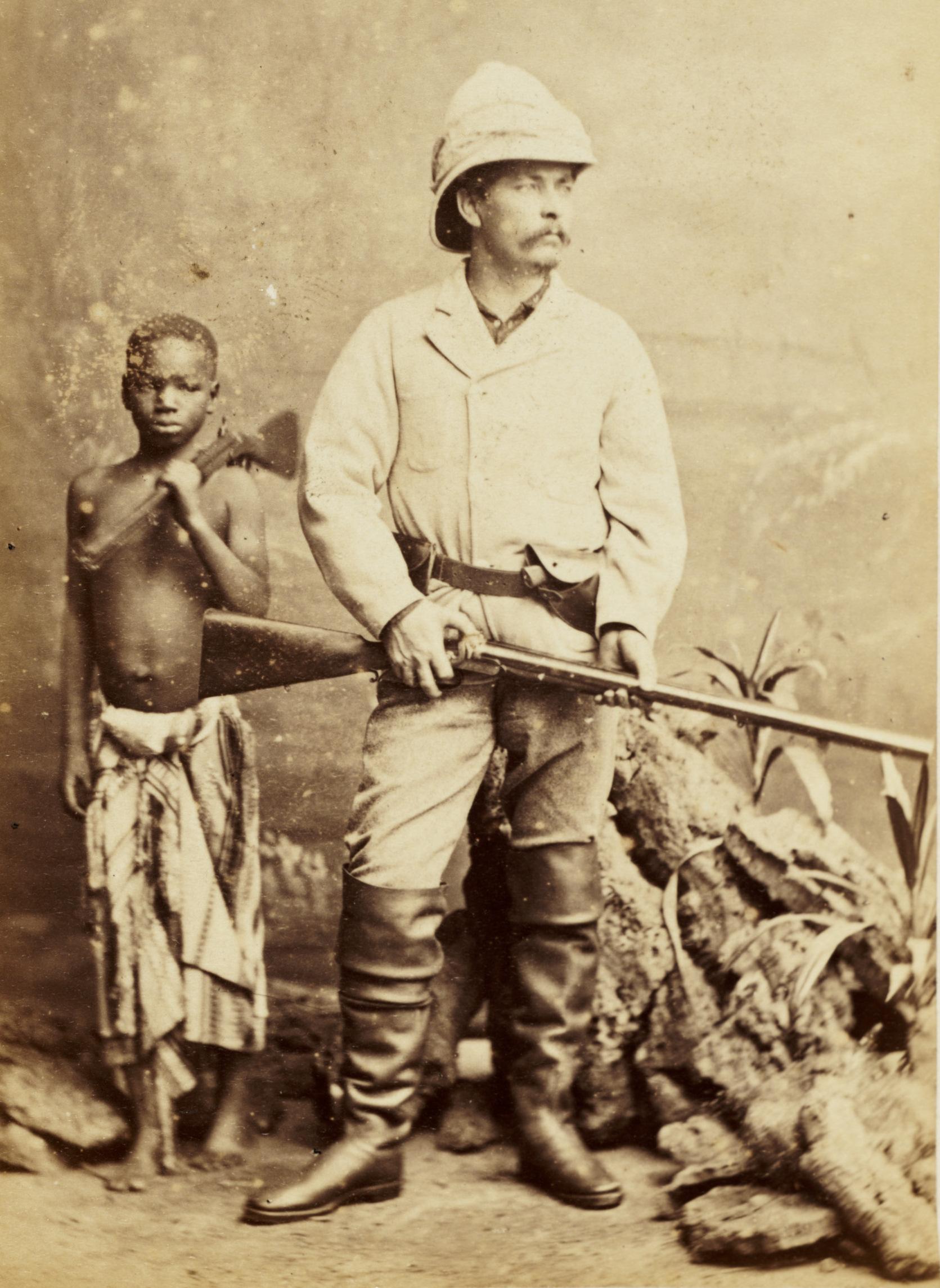 Henry Morton Stanley, 1872.