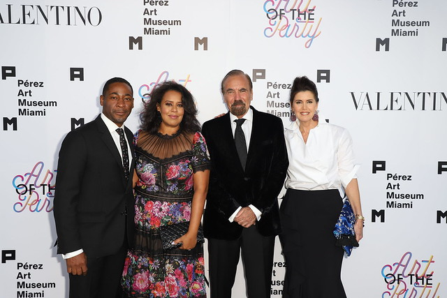 Fourth Annual PAMM Art of the Party, Presented by Valentino