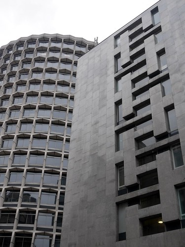 CAA House/One Kemble Street - 3
