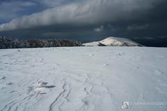 MONTE CAMORLO in invernale per la valle Scurosa