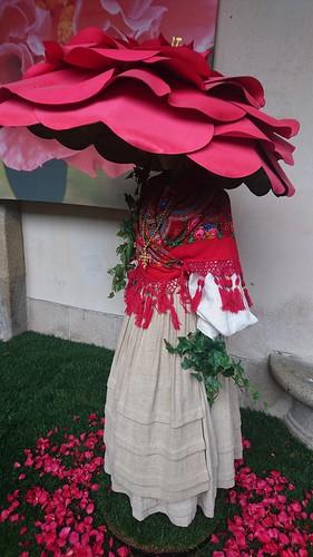 Traxe de muller - Bulideira
