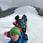 20180317 Kugelhüttenübernachtung Schitrainingskinder
