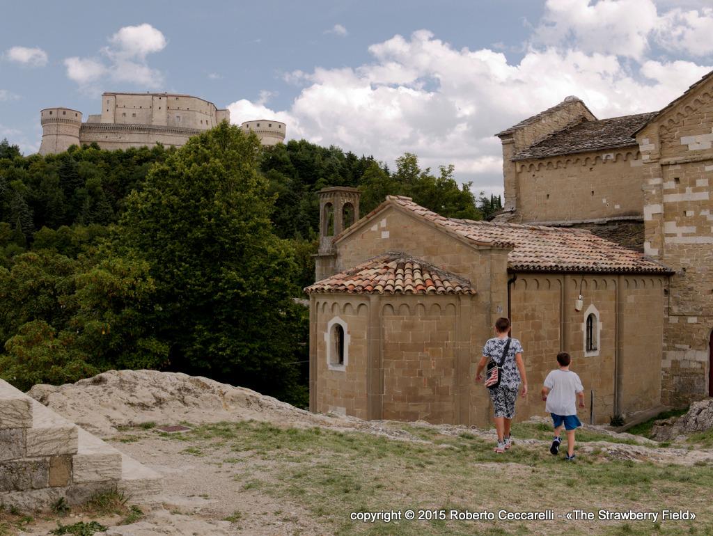 La Rocca ed il Duomo di San Leo