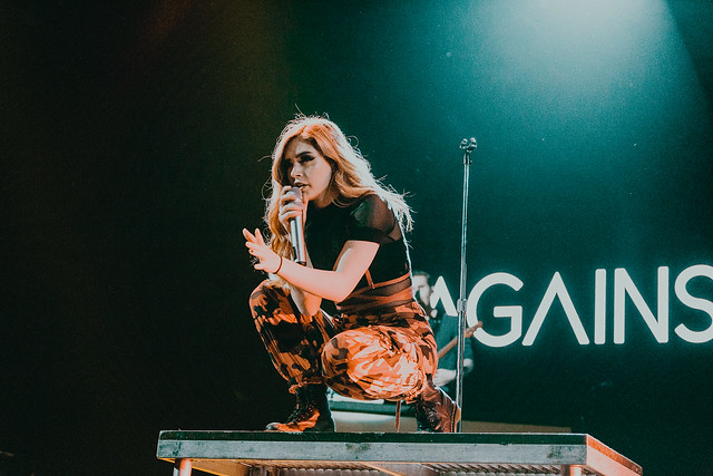 Against The Current - Cardiff Motorpoint Arena - 28.03.18