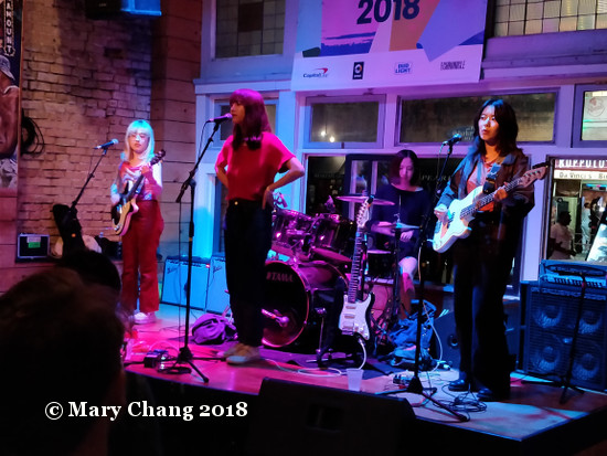 TAWINGS Thursday at SXSW 2018