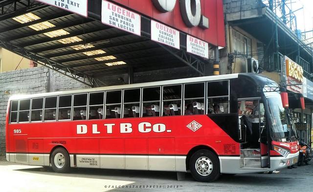 Del Monte Land Transport Bus Comp. 905